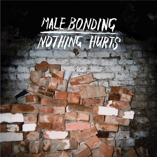 Male Bonding - Nothing Hurts (album cover)