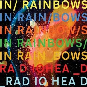 Radiohead - In Rainbows (Album cover)
