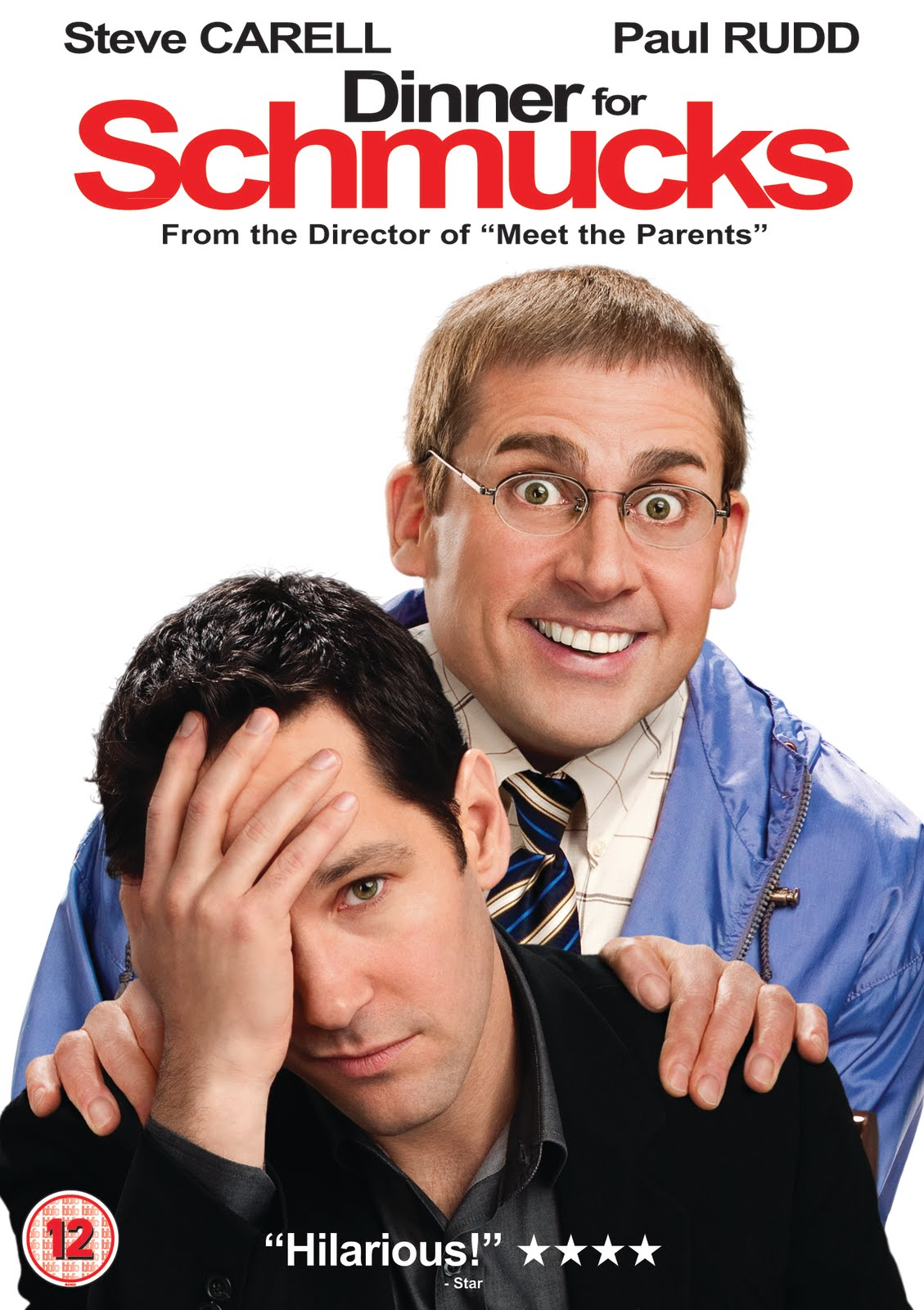 Competition: Win Dinner For Schmucks DVDs | FADED GLAMOUR