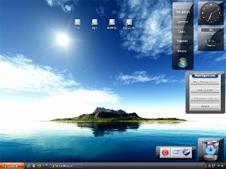 Windows 7 leaked Screenshot