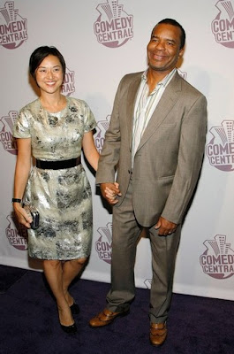 Dave chapelle wife asian