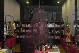 INTERIOR DE LA BOUTIQUE