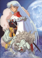 Lord Sesshomaru The Phantom Dog Demon
