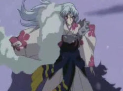 Sesshomaru in Court Dress