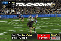 Madden NFL 11, sports, game, iphone, screen