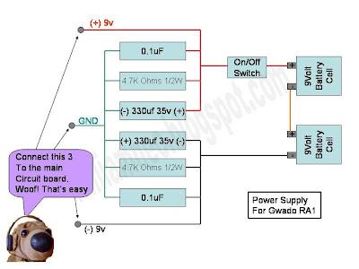 diy simple headphone amp tutorial Dvd Wiring Diagram grado headphones wiring diagram