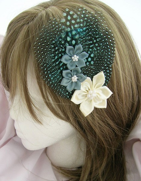 quirky wedding hair accessories we love offbeat etsy ...