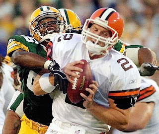 Tim Couch Reportedly Linked To Steriods and HGH