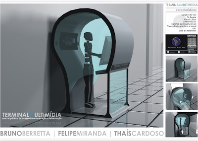 Terminal multimídia