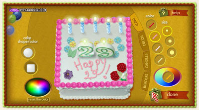 TheoWorlds Launches Birthday Cake Decorator Ecard