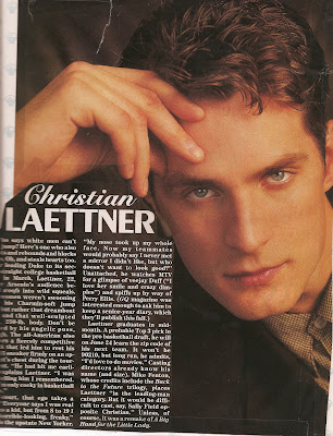 The house household christian laettner 1992