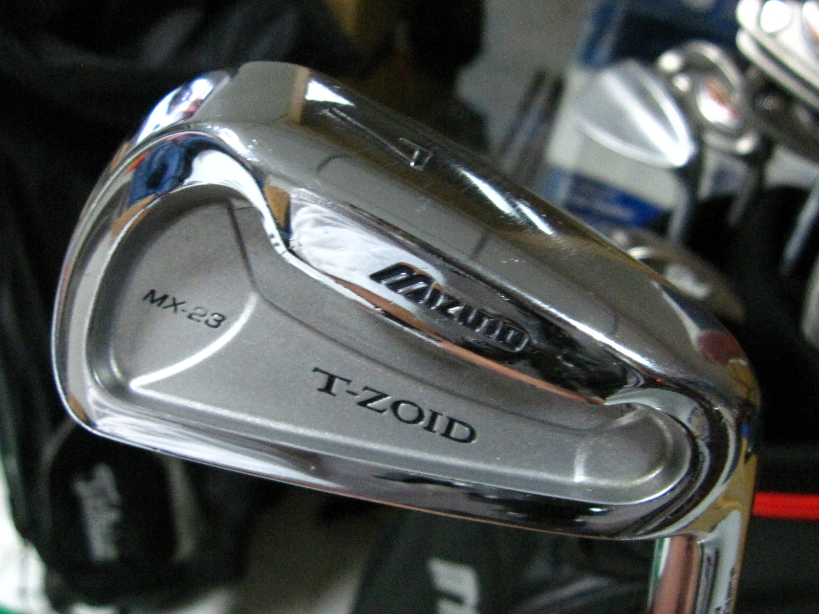 Jp Golf Gear Mizuno Iron Mx 23 ก้าน T Zoid 60mk Flex S