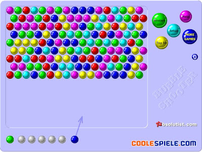 Super Bubbles Coole Spiele