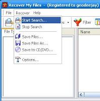 Temukan Kembali File Hilang Dengan Recover My Files