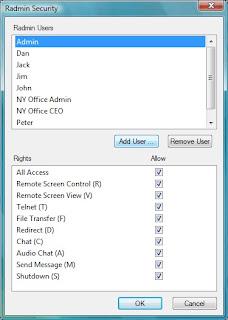 Aplikasi Remote Komputer Radmin 3.4