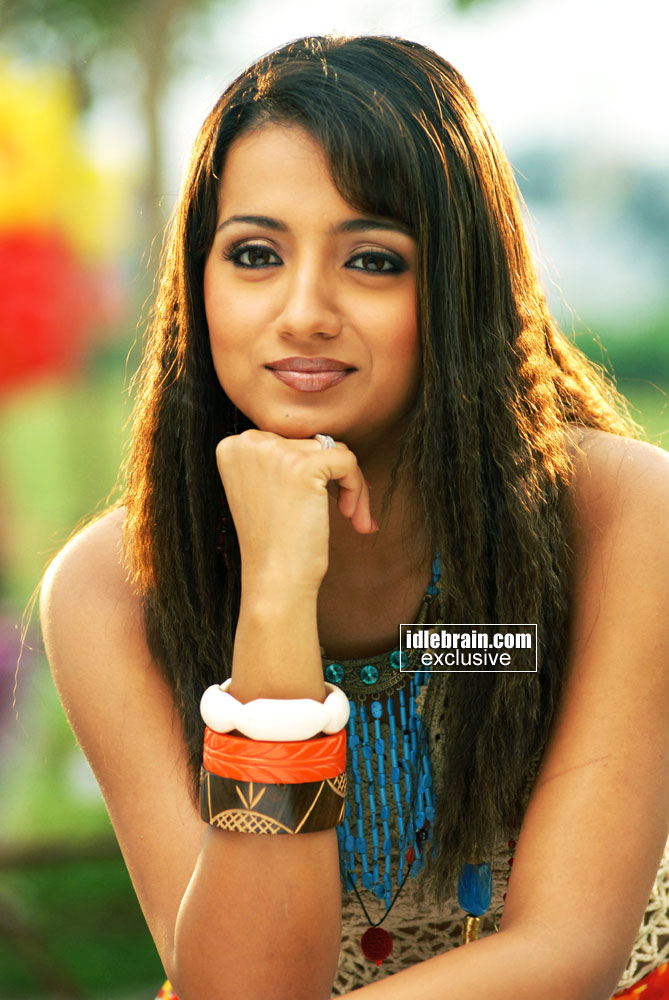 naked videos of trisha