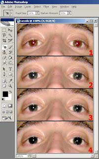 Sacar ojos rojos de las fotos de manera digital