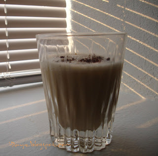 Non-Alcaholic Drink : Cold Coffee With  Ice Cream / Easy-to-make 5 Minute Drink