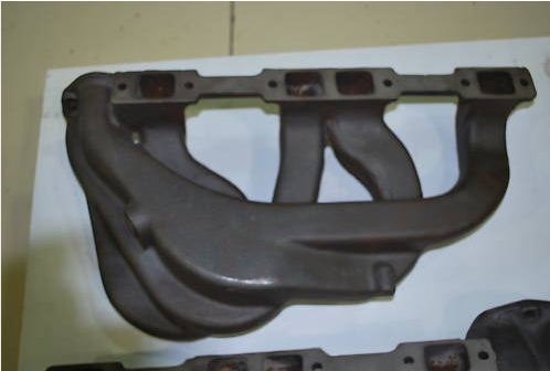 Understand Extremely Rare 1964 Tri Y Exhaust Manifolds