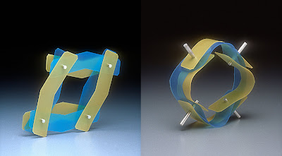 acrylic jewellery by Hyeseung Shin :  brooches acrylic modern plastic