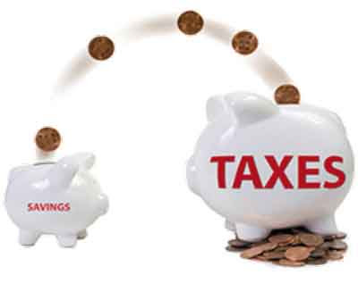Tax Planning and Calculations, Tax Savings, Tax Invesments,