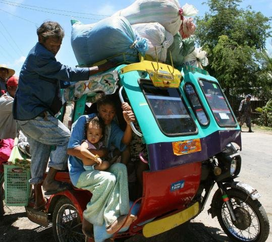 Philippines Tricycle