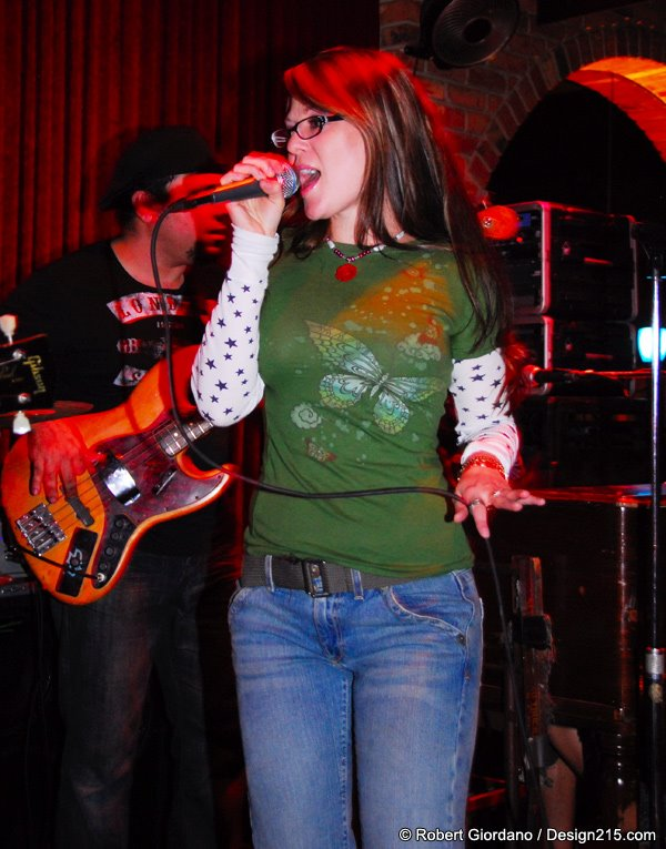 Sheyenne Rivers at O'Hara's, Fort Lauderdale