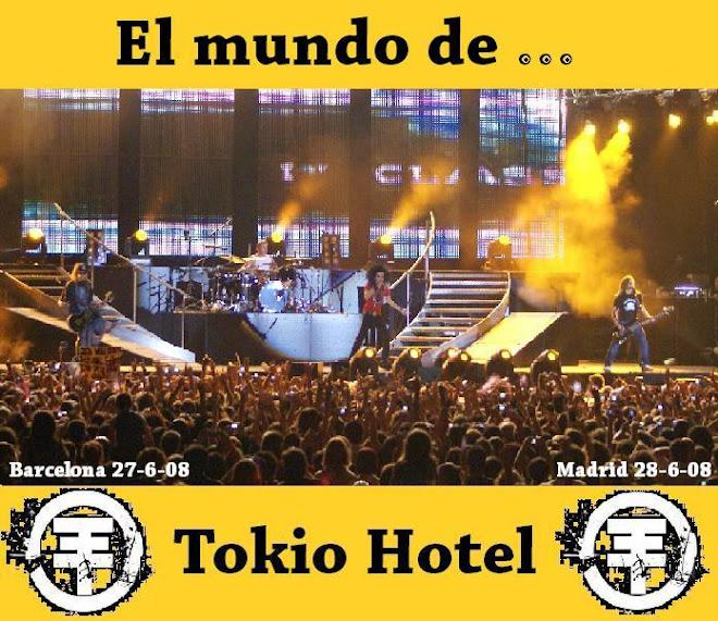 El Mundo de  Tokio Hotel