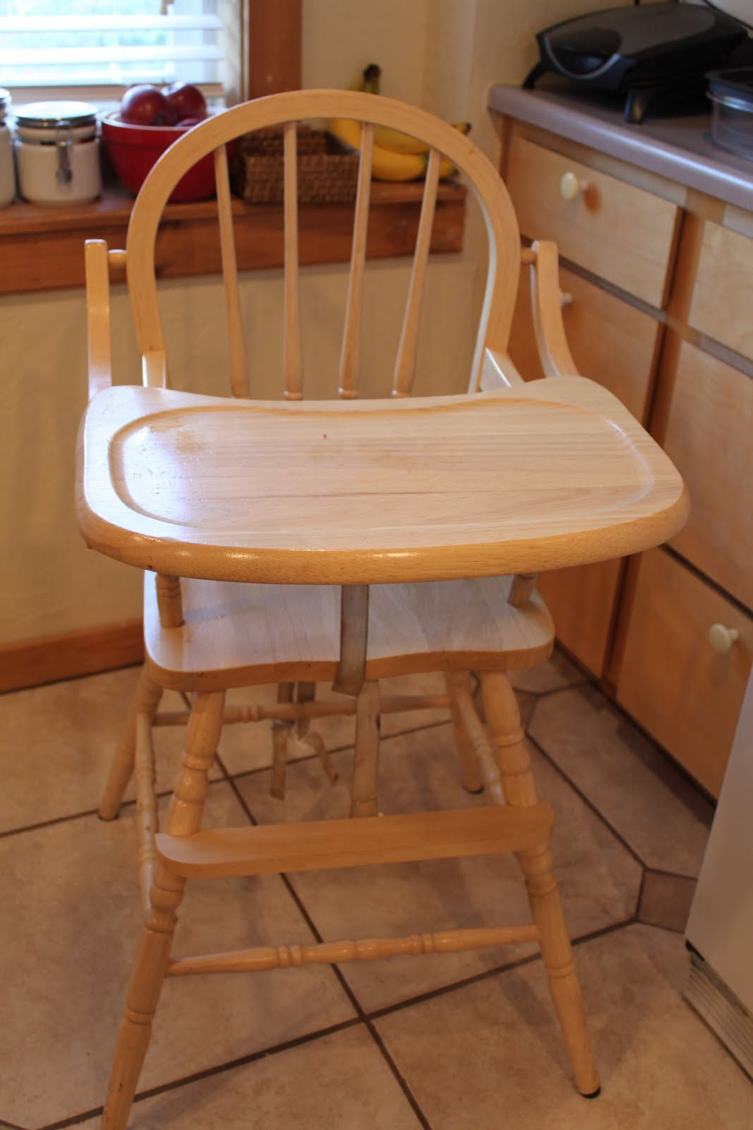wooden high chairs for babies back beach woodwork build a chair pdf plans