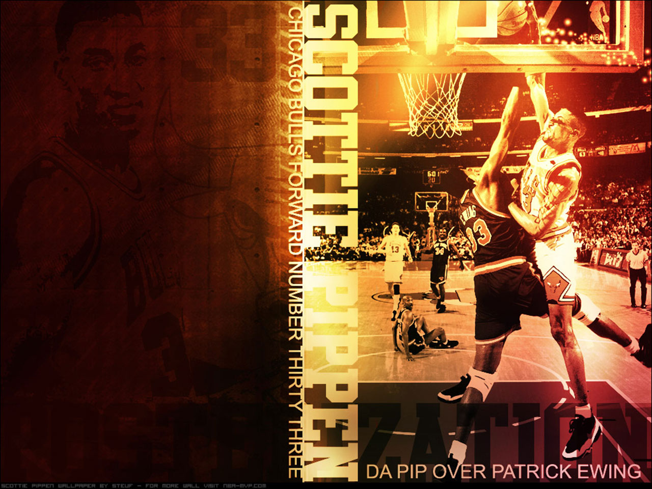 Scottie Pippen Best Wallpapers