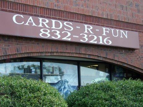 Marks Ephemera Cards R Fun