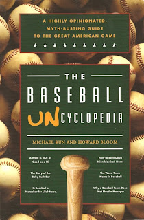 The Uncola…   Ron Kaplan's Baseball Bookshelf