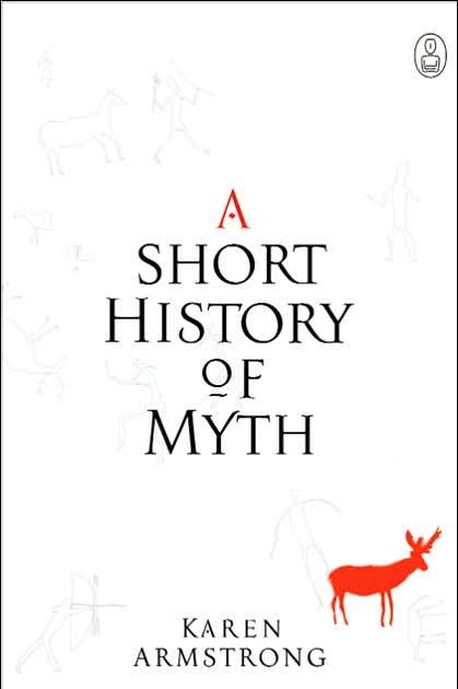 Bonnie's Books: Myths ~ a short history, plus one example