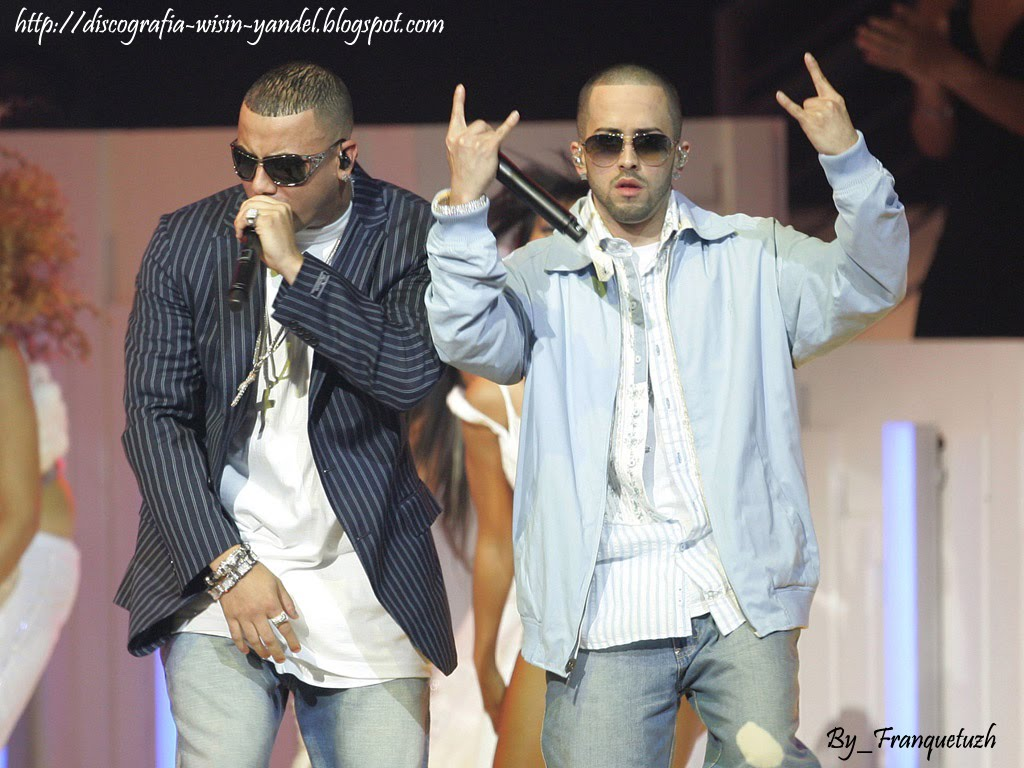 12 Wallpapers - Wisin & Yandel - Taringa!