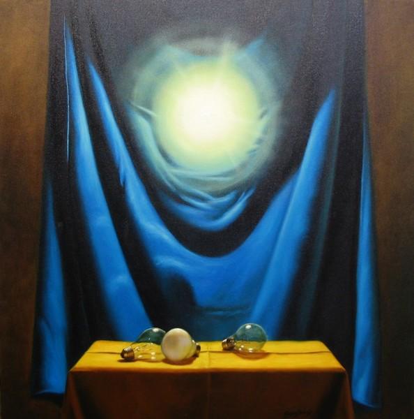 Claudio Dantas - pintor brasileiro contemporâneo