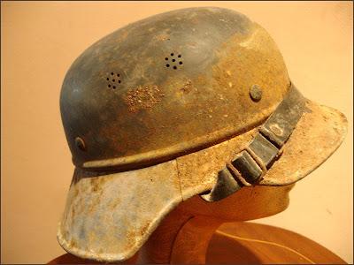 Cascos Alemanes Segunda Guerra Mundial