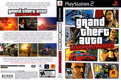 Download - Grand Theft Auto: Liberty City Stories | PS2