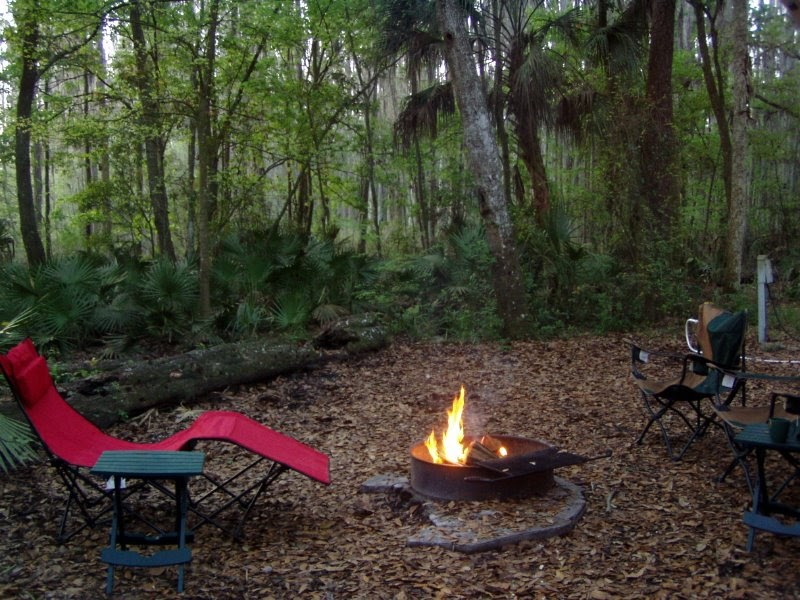 Rv Travels With Karen And Al Hillsborough River State
