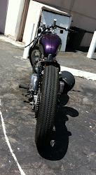 Seven Sins Choppers: XS650 Yamaha Morris Magneto at Seven