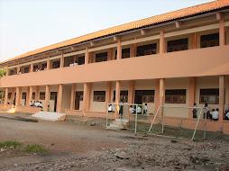 Gedung SMP Negeri 12 Semarang