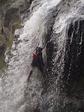 Buceando en el Barranco de Somosierra