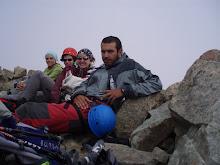 En la cima del Midi...