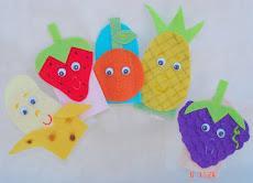 Dedoche Frutinhas