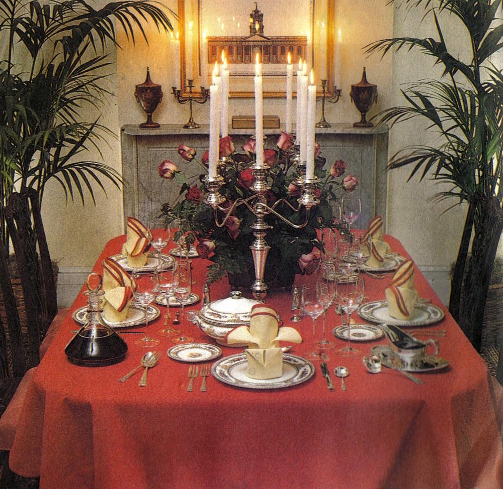 Media hora para cocinar diciembre 2010 - Mesas para navidad decoracion ...