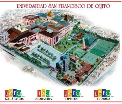 Paola Trávez: Universidad San Francisco de Quito