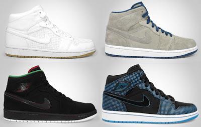 d8fd7a0623 YOUTH AGAINST YOU  Nike Spring Summer 2009 Air Jordan 1 Retro   Air ...
