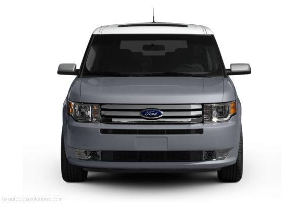 Ford Flex Accessories 2010 Ford Flex Overview 2