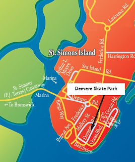Map Of Georgia Golden Isles.Golden Isles Travel News And Information 2 22 09 3 1 09