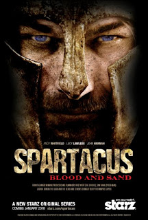 Spartacus: Blood and Sand  1 temp completa e a mini Gods of The Arena