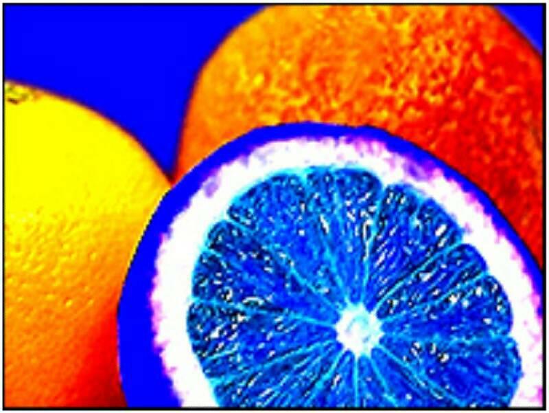 joshb graphic design blue orange. Black Bedroom Furniture Sets. Home Design Ideas